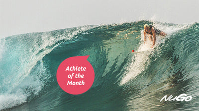 NuGo Athlete of the Month: Morgan Gore