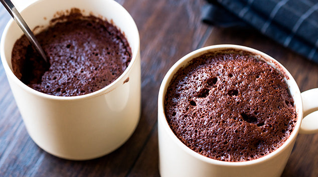 4 Ingredient Mug Cake