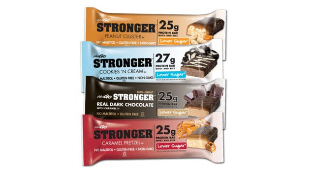 Where to Buy NuGO STRONGER Sports Protein Bars