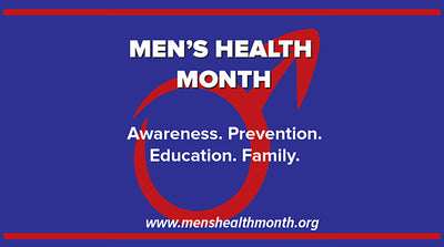 Men's Health Month: 5 Simple Tips for Dad