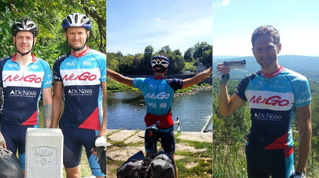 NuGo Travels: Biking from Pittsburgh to DC