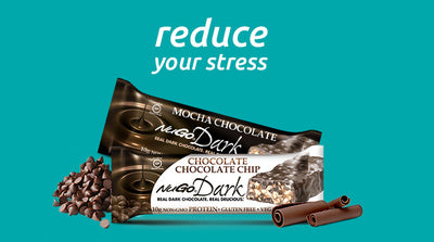 Beat Stress with Dark Chocolate and Other Healthy Foods