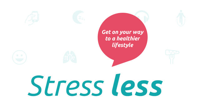 Stress Management Infographic: Learn to Stress Less