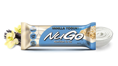 Great Kidney Dialysis Snack: NuGo Protein Bars