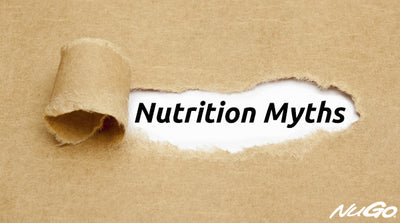 Nutrition Myths: Separating Nutrition Fact from Fiction