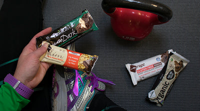 Vegan Bars for Your Post Workout Recovery