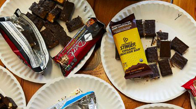 Runner's World names NuGo Dark one of 10 Best Energy Bars for Runners!