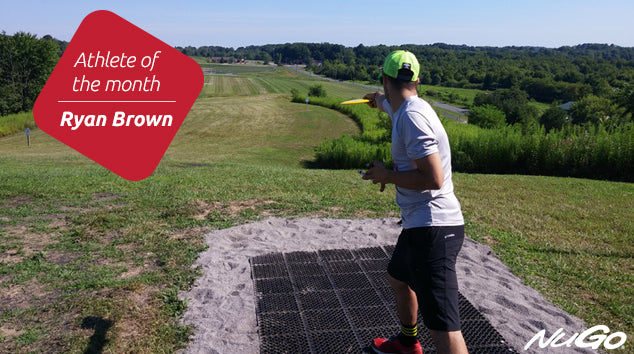 NuGo Athlete of the Month: Ryan Brown