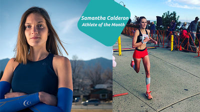 NuGo Athlete of the Month: Samantha Calderon