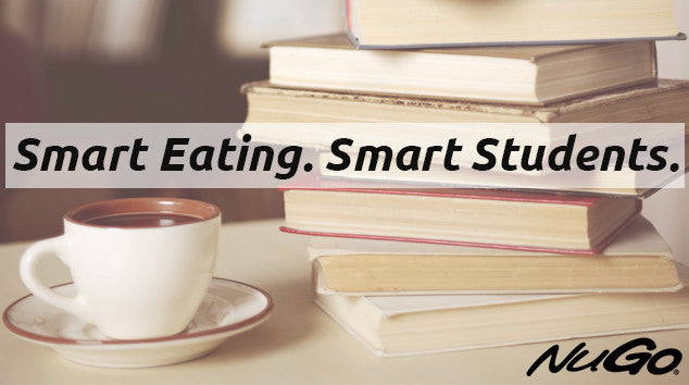 Six Smart Eating Strategies for College Students