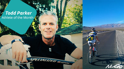 NuGo Athlete of the Month: Todd Parker