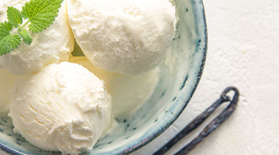 Vegan Vanilla Ice Cream Recipe