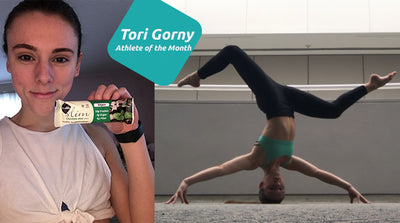 NuGo Athlete of the Month: Tori Gorny