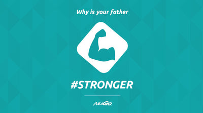 What Makes Your Dad STRONGER?