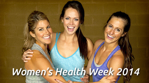 Women's Health Week: Four Steps to Staying Healthy
