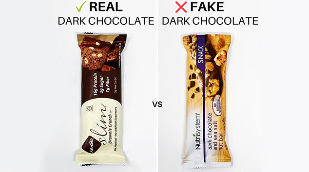 How to Spot Fake Dark Chocolate
