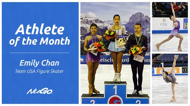 NuGo Athlete of the Month: Emily Chan