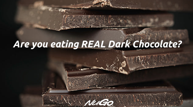 Are You Eating Real Dark Chocolate?