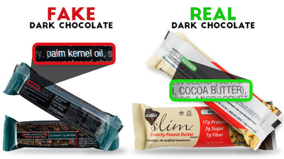 Consumers Deceived by Fake Dark Chocolate