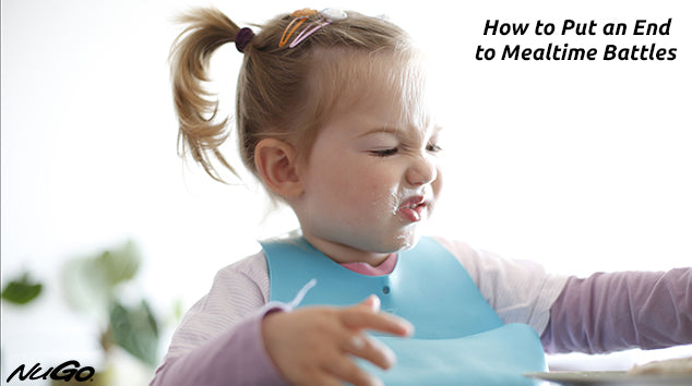 How to Put an End to Mealtime Battles