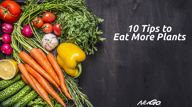 Plant-Based Diet for Cancer Survivors: 10 Tips to Eat More Plants