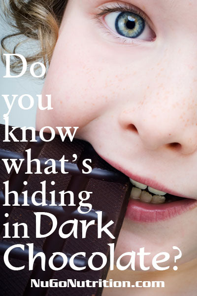 Do you know what's hiding in Dark Chocolate?