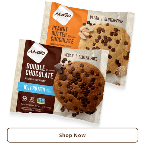 NuGo Protein Cookie Sample Pack 2