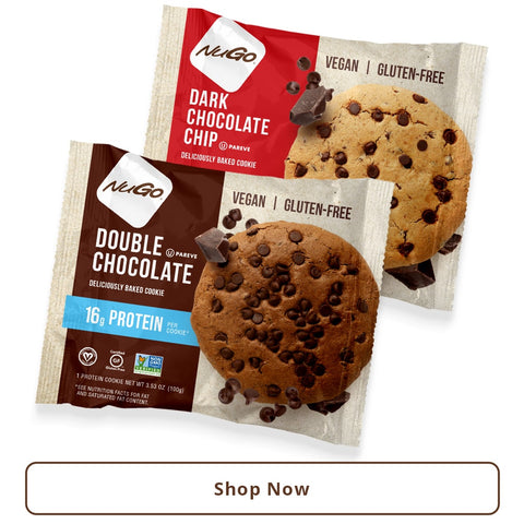 NuGo Protein Cookie Sample Pack