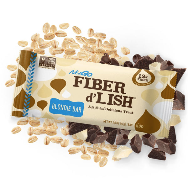 NuGo Fiber d'Lish Blondie Bar