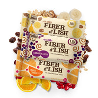 NuGo Fiber d'Lish Sample Pack 2