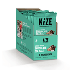 Kize Almond Butter Chocolate Sea Salt Box