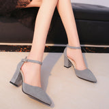 2020 high heels female summer shoes