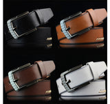 New Casual Retro PU Leather Belt for Men