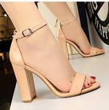 2020 New Women Pumps Buckle