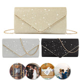 Luxury Shiny  Ladies Wedding Bags Handbags