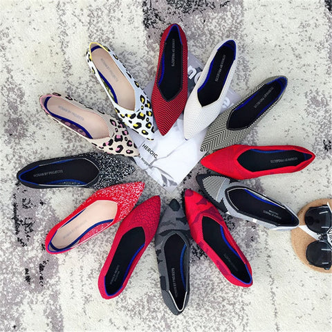 2020 Women's Flat Shoes