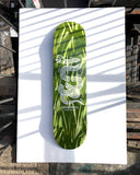 5BORO DIY Camo Grass Green with Join or Die Snake printed in white
