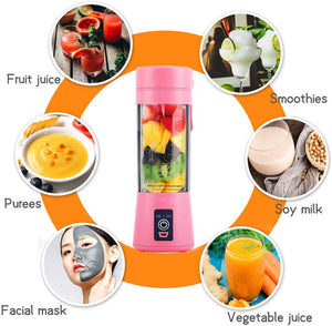 Portable Electric USB Rechargeable Blender