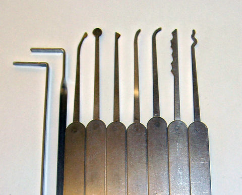 pin tumbler lock picks