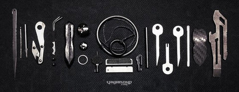 Complete Escape Tool Gear Kit
