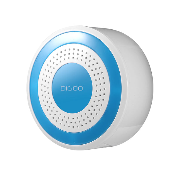 HomeAlive™ Digoo DG-ROSA Home Security Alarm Siren