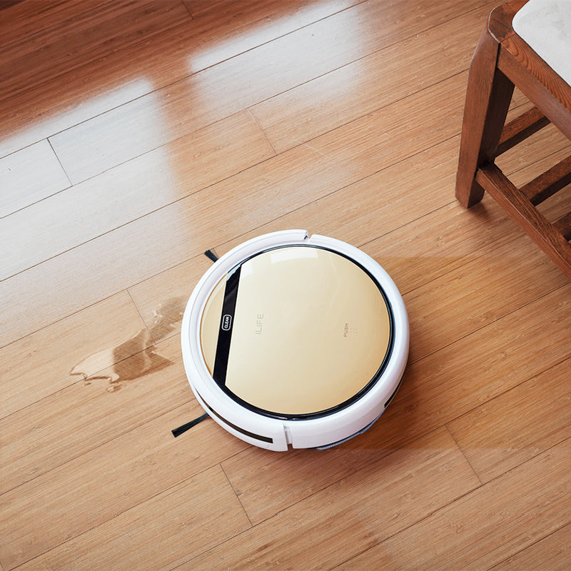 HomeAlive™ Smart Robot Sweep Mop Vacuum Cleaner Remote Control