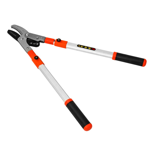 OutdoorOasis™ Branch Shear Pruner Steel No-telescopic/Telescopic Lopper Cutter Extending Ratchet