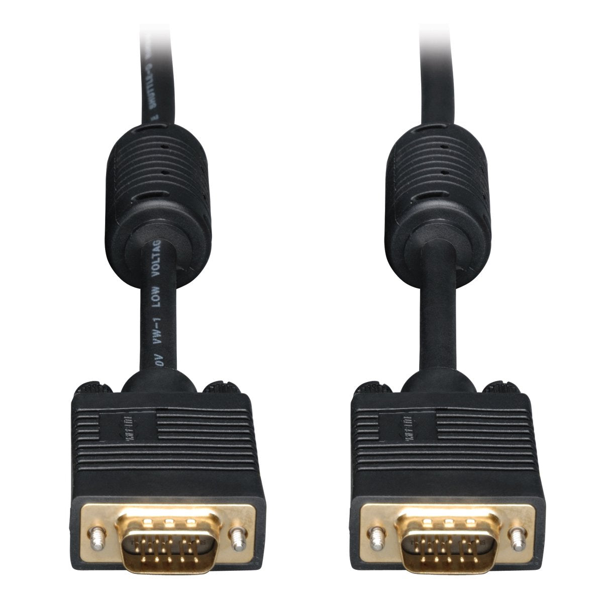 ElectroWire™ Coaxial Monitor Cable High-Resolution with RGB (6ft)