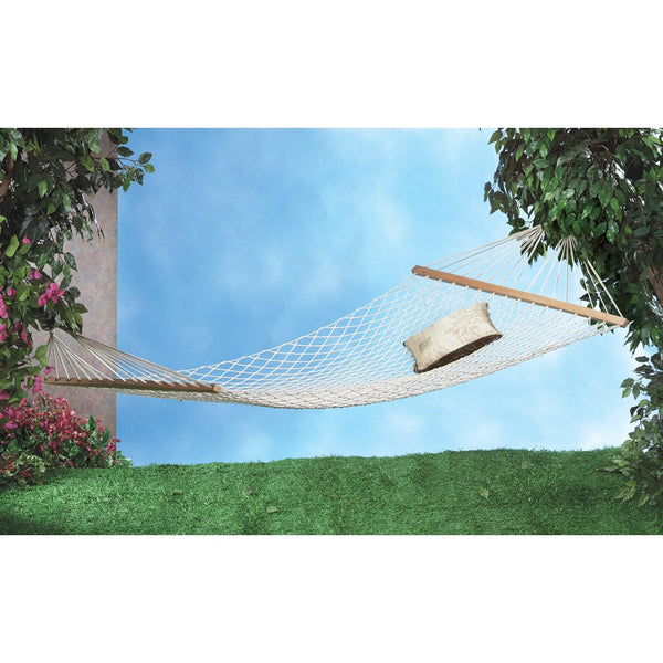 OutdoorComfort™ Double Cotton Hammock
