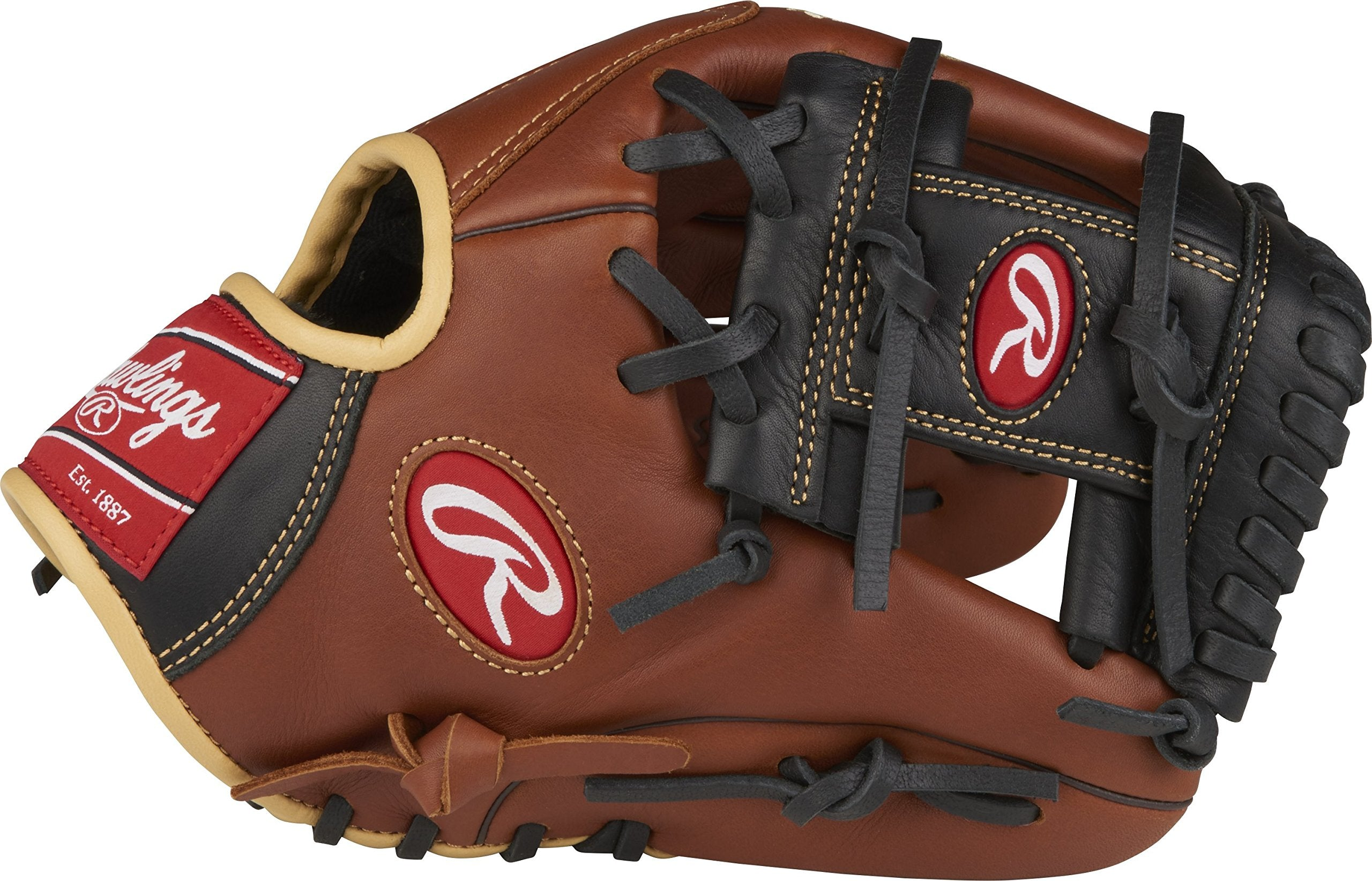 BallGame™ Rawlings Baseball Infield Glove - Right Sandlot Series 11 1/2