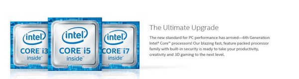 Intel® Core™ i7-6700 Processor (8M Cache, up to 4.00 GHz)