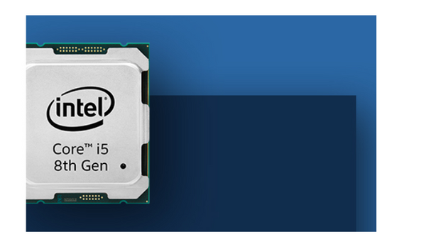 Intel® CPU Core i5-8400 2.80GHz Socket 1151 BX80684I58400 6 Cores/6 Threads