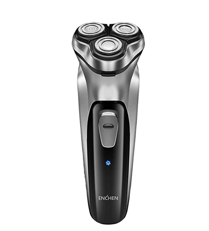 HomeAlive™ 3D Electric Shaver Smart Control Blocking Protection Razor for Men