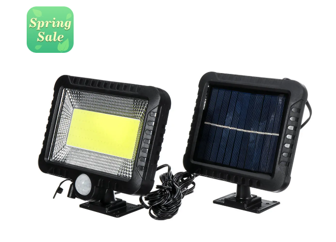 OutdoorComfort™ Solar Lamp Outdoor Park Yard Garden Camping Light